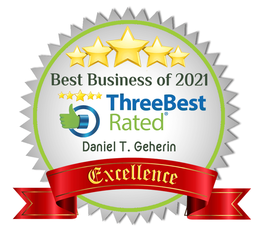 Dan Geherin - Best Business of 2021